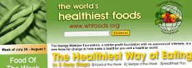 World's Healthiest Foods